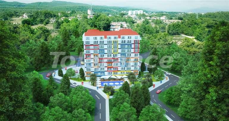 Недорогие квартиры в Алании в современном комплексе с бассейном - 14566   Tolerance Homes