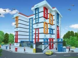 Недорогие квартиры в Алании в современном комплексе с бассейном - 14565 | Tolerance Homes