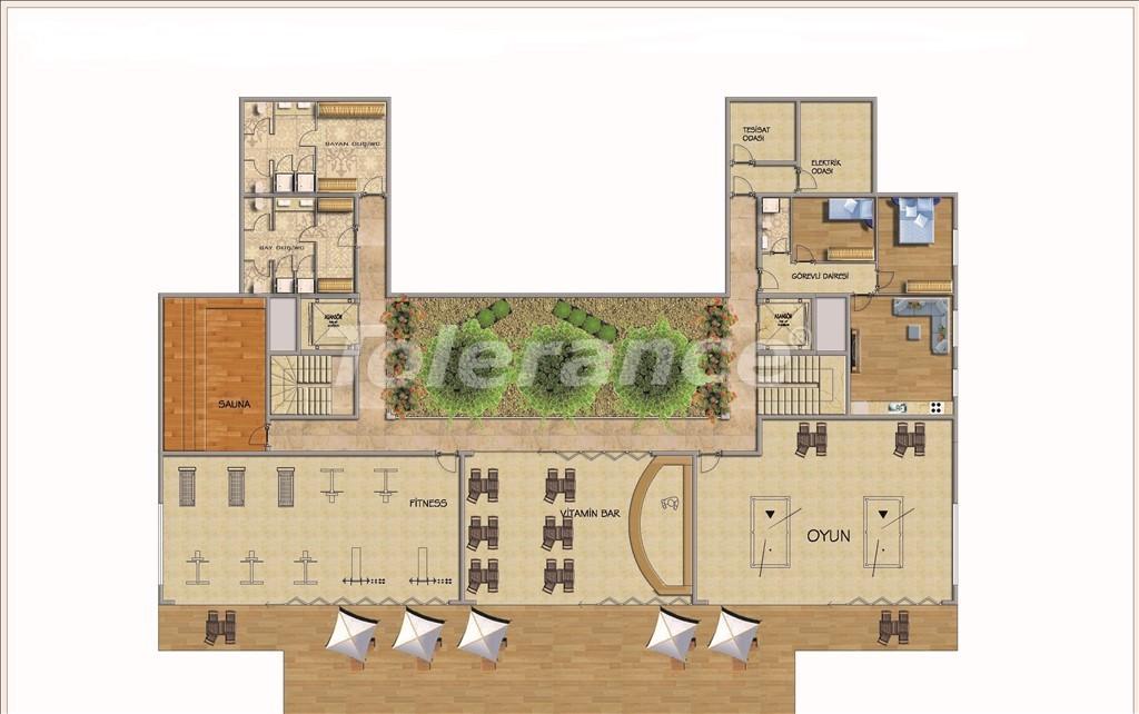 Недорогие квартиры в Алании в современном комплексе с бассейном - 14584   Tolerance Homes