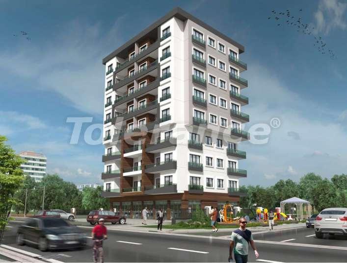 Комфортабельные апартаменты в Махмутларе, Алания рядом с морем - 14696 | Tolerance Homes