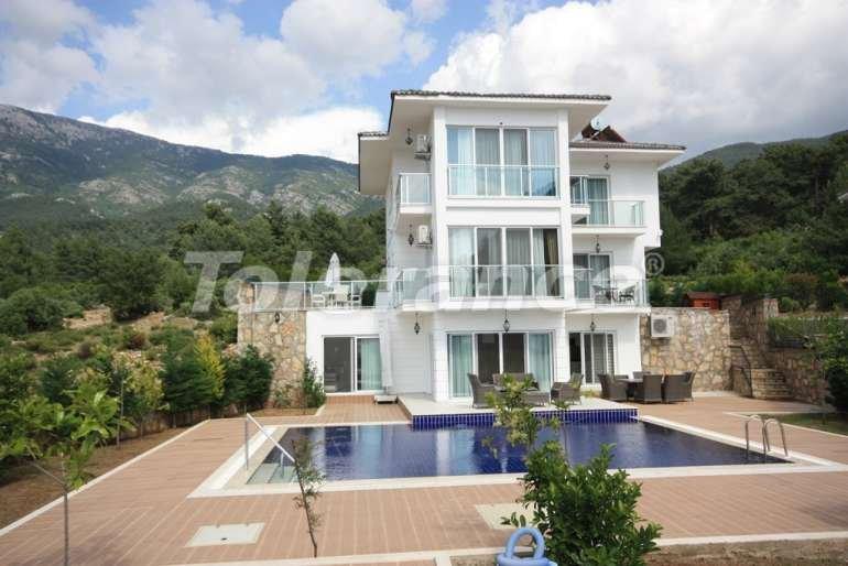 Красивая вилла в Фетхие  недалеко от знаменитого пляжа Олюдениз - 14752 | Tolerance Homes