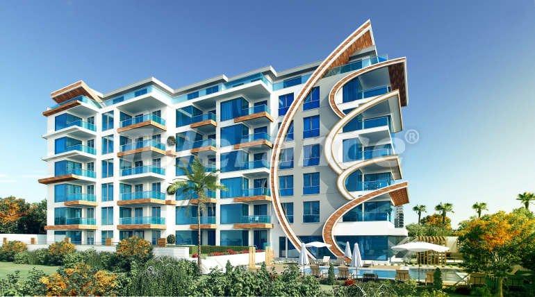 Квартиры в Махмутлар, Алания в новом комплексе с комфортом роскошного отеля - 14844 | Tolerance Homes