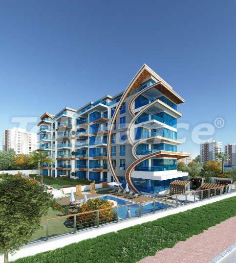 Квартиры в Махмутлар, Алания в новом комплексе с комфортом роскошного отеля - 14843 | Tolerance Homes