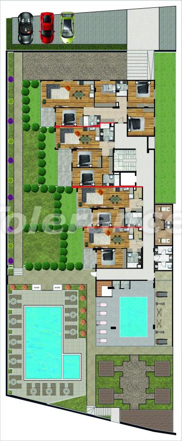 Квартиры в Махмутлар, Алания в новом комплексе с комфортом роскошного отеля - 14854 | Tolerance Homes