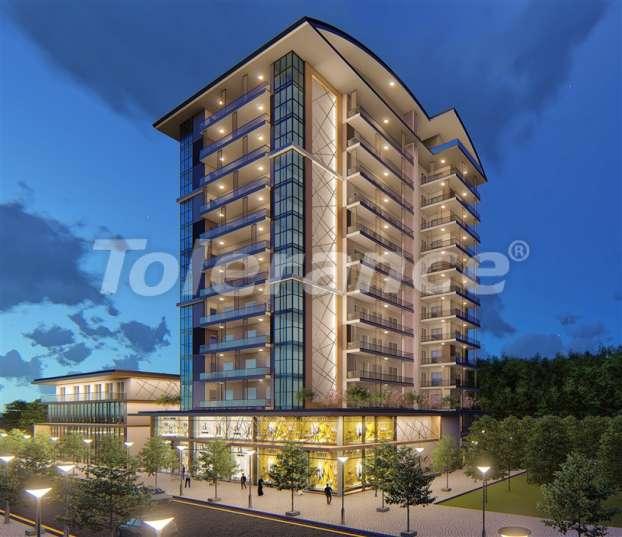 Недорогие квартиры в Махмутлар, Алания  всего в 450 метрах от пляжа - 14899   Tolerance Homes