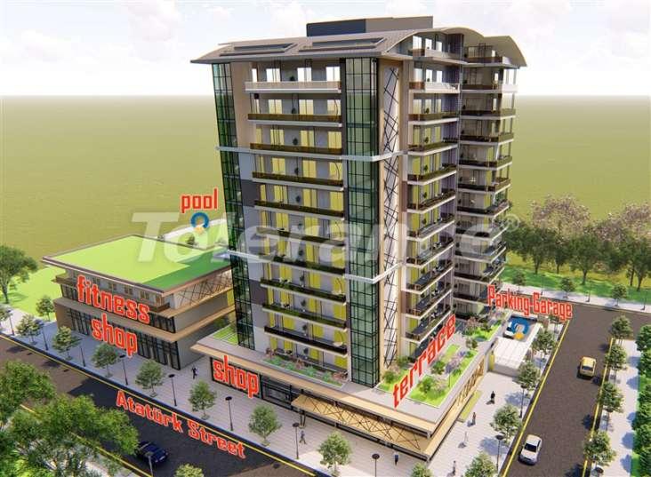 Недорогие квартиры в Махмутлар, Алания  всего в 450 метрах от пляжа - 14900 | Tolerance Homes