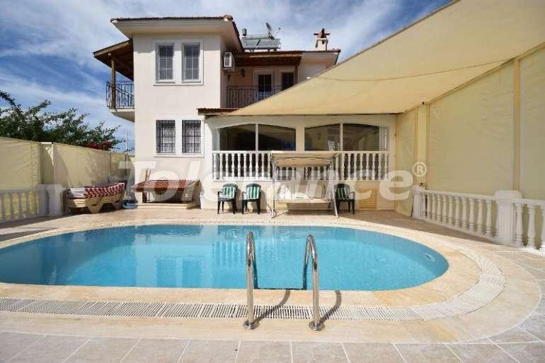 Вилла в Оваджик, Фетхие с частным бассейном - 14978 | Tolerance Homes
