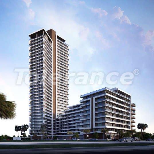 Современные квартиры в Измире, выгодные для инвестиций, в комплексе с отельной инфраструктурой - 15083 | Tolerance Homes