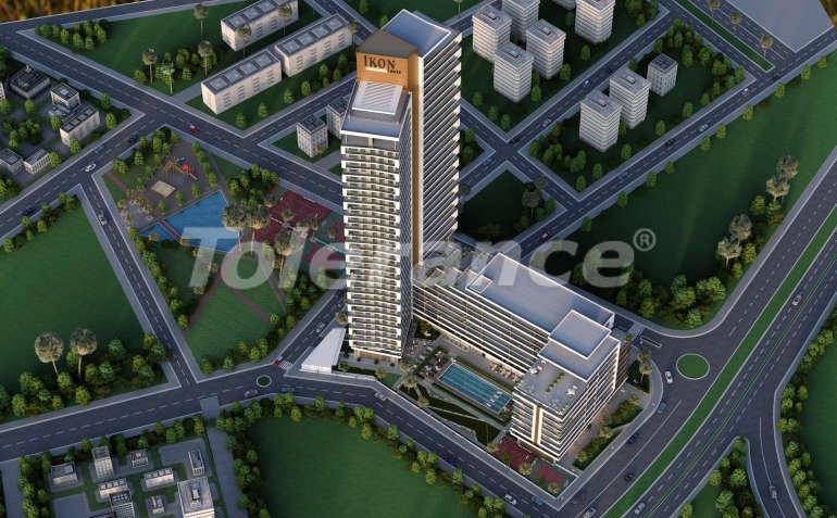 Современные квартиры в Измире, выгодные для инвестиций, в комплексе с отельной инфраструктурой - 15082 | Tolerance Homes