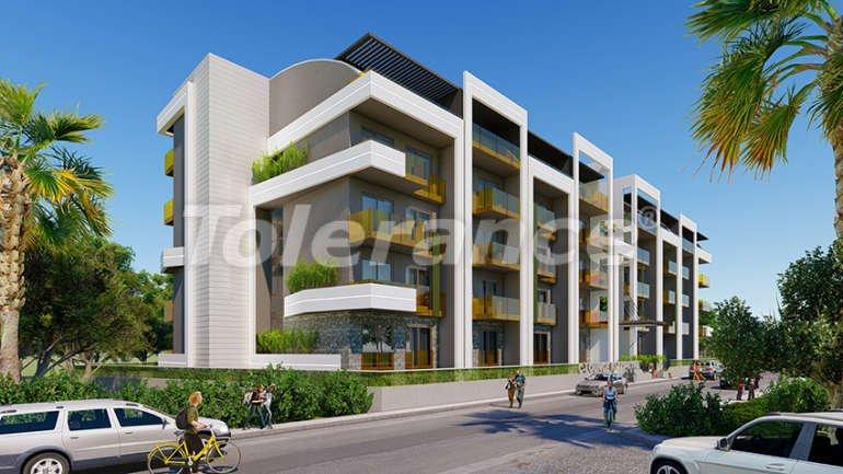 Апартаменты в центре Алании класса люкс - 15157 | Tolerance Homes