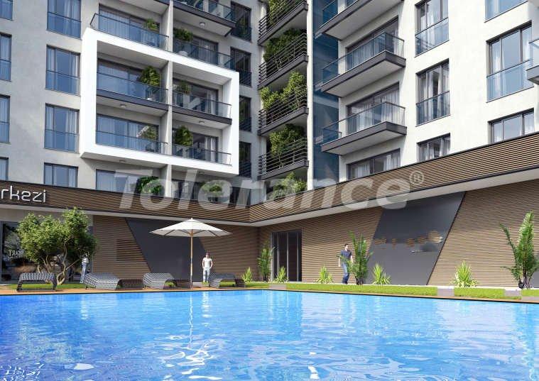 Двухкомнатные квартиры в Измире с большими террасами от одной из ведущих строительных компаний - 15229 | Tolerance Homes