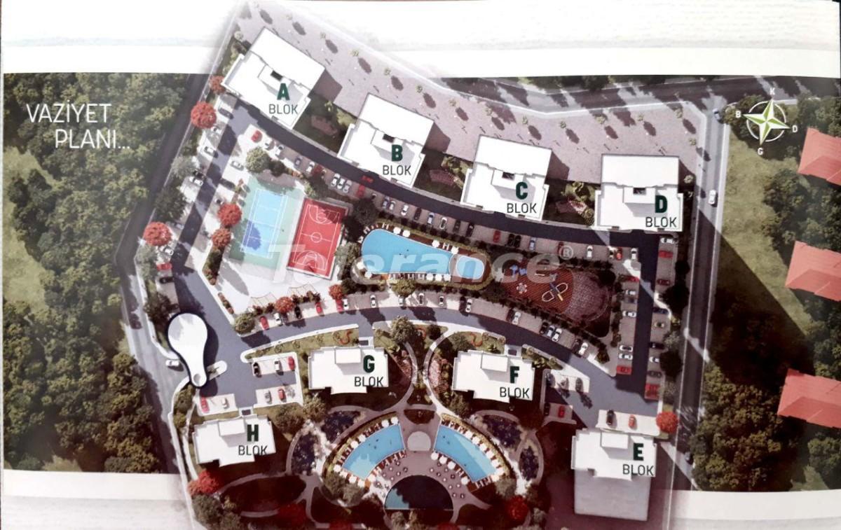 Квартиры в Дошемеалты, Анталия  рядом с университетом - 15316 | Tolerance Homes