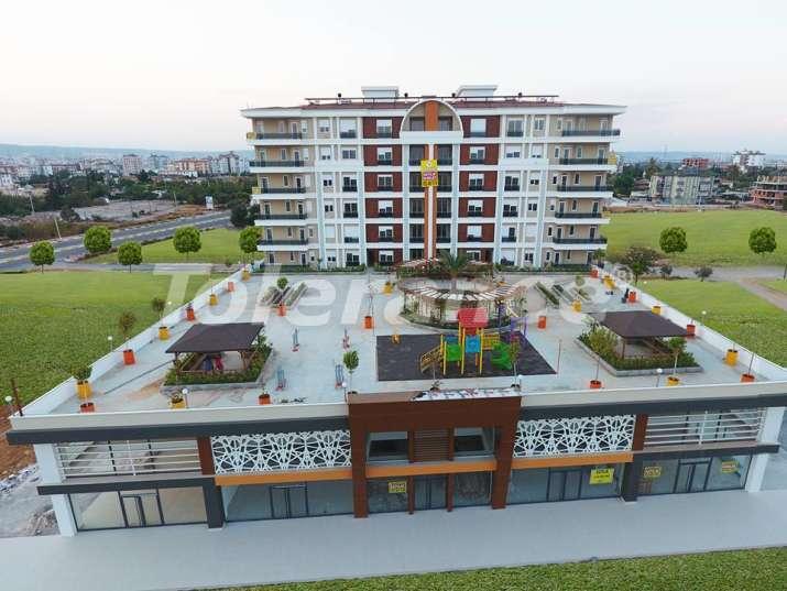 Просторные квартиры в Кепезе, Анталия с отдельной кухней - 15323 | Tolerance Homes