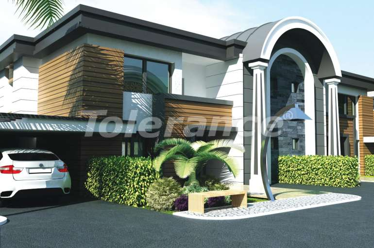 Роскошные апартаменты и виллыкласса люкс в Дошемеалты,  Анталия, эксклюзивный проект - 15447 | Tolerance Homes