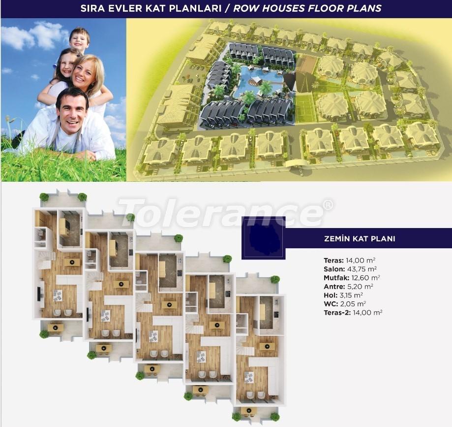 Роскошные апартаменты и виллыкласса люкс в Дошемеалты,  Анталия, эксклюзивный проект - 15483 | Tolerance Homes