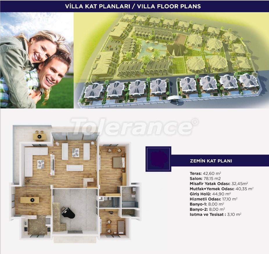 Роскошные апартаменты и виллыкласса люкс в Дошемеалты,  Анталия, эксклюзивный проект - 15479 | Tolerance Homes