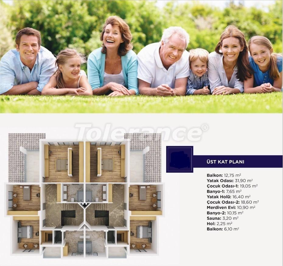 Роскошные апартаменты и виллыкласса люкс в Дошемеалты,  Анталия, эксклюзивный проект - 15482 | Tolerance Homes
