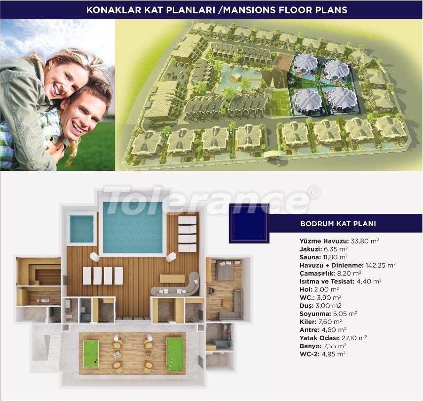 Роскошные апартаменты и виллыкласса люкс в Дошемеалты,  Анталия, эксклюзивный проект - 15477 | Tolerance Homes