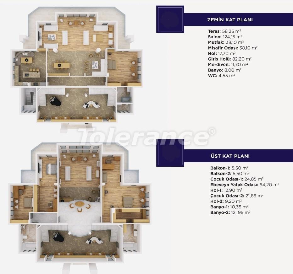 Роскошные апартаменты и виллыкласса люкс в Дошемеалты,  Анталия, эксклюзивный проект - 15478 | Tolerance Homes
