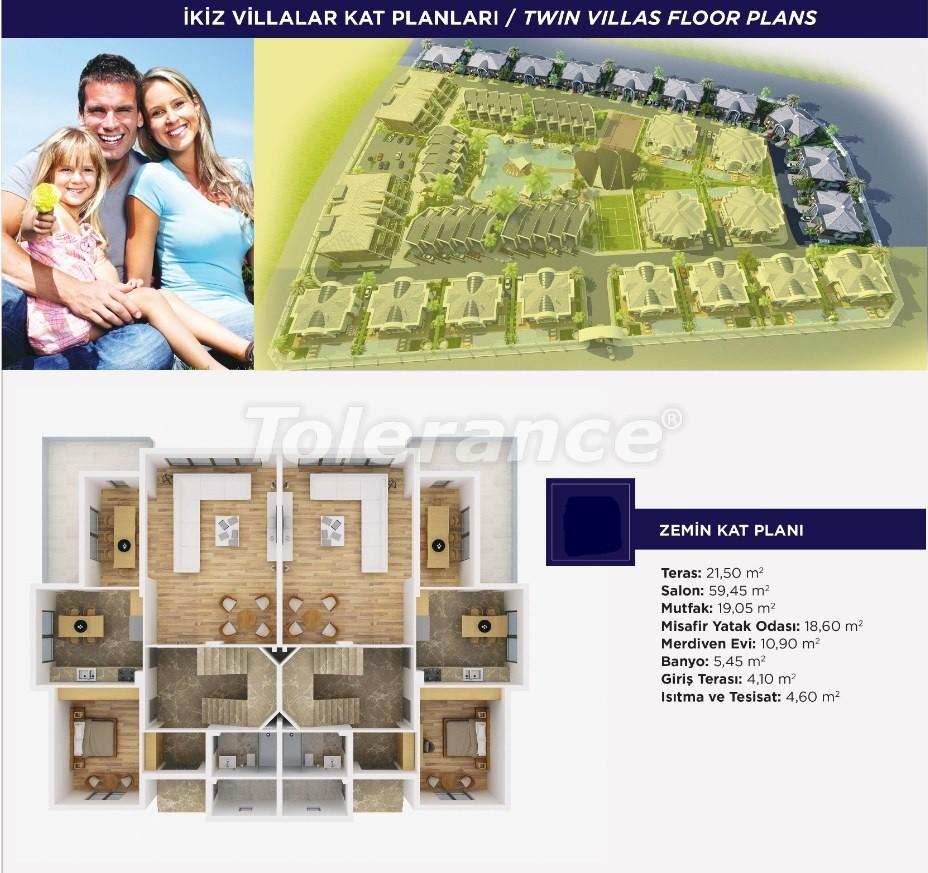 Роскошные апартаменты и виллыкласса люкс в Дошемеалты,  Анталия, эксклюзивный проект - 15481 | Tolerance Homes