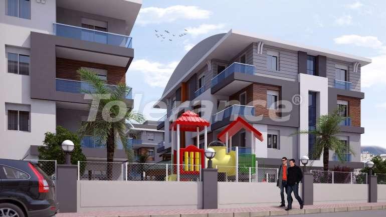 Недорогие квартиры в Кепез, Анталия высокого класса - 15608 | Tolerance Homes