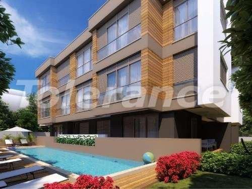 Элитные апартаменты в Ларе, Анталия для инвестиций с газовым отоплением - 15633   Tolerance Homes