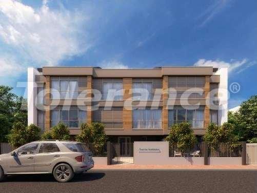 Элитные апартаменты в Ларе, Анталия для инвестиций с газовым отоплением - 15634   Tolerance Homes