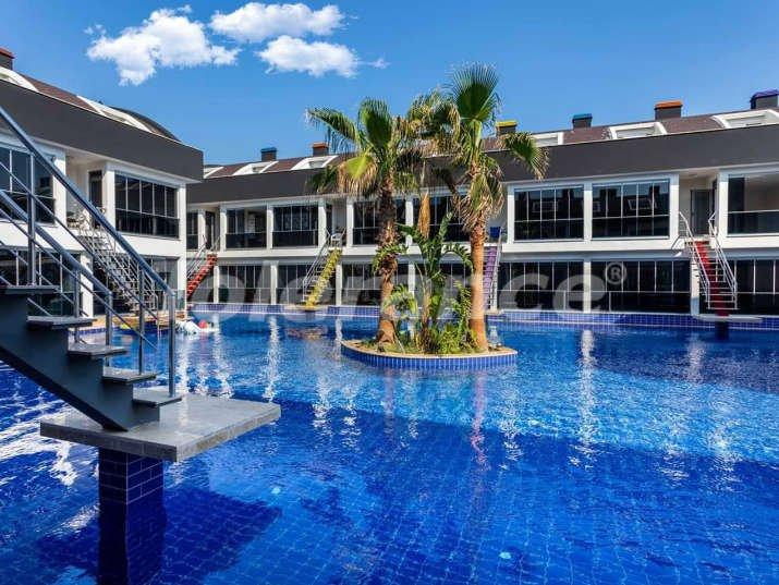 Апартаменты от застройщика в Кунду, Анталия,  с персональным спуском в бассейн - 15704   Tolerance Homes