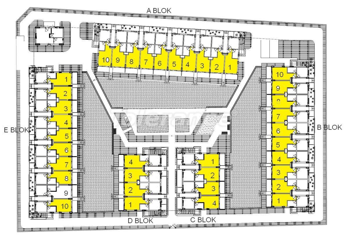 Апартаменты от застройщика в Кунду, Анталия,  с персональным спуском в бассейн - 15719   Tolerance Homes