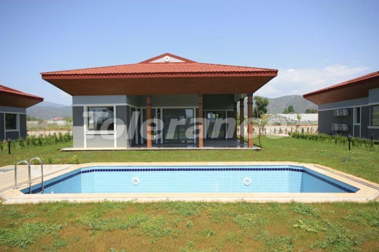 Великолепная вилла в Фетхие с бассейном, рядом с морем - 15939 | Tolerance Homes