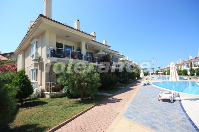 Дешевая вторичная квартира в Фетхие с мебелью на первой береговой линии в комплексе с бассейном - 16160 | Tolerance Homes
