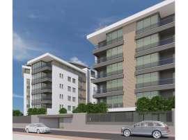 Современные апартаменты в Унджалы, Коньяалты с бассейном от надежного застройщика с рассрочкой - 16186 | Tolerance Homes