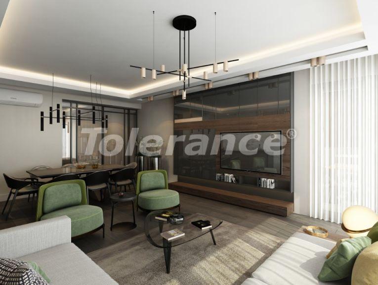 Современные квартиры в Ларе, Анталия от надежного застройщика - 16233 | Tolerance Homes