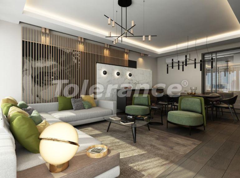 Современные квартиры в Ларе, Анталия от надежного застройщика - 16232 | Tolerance Homes