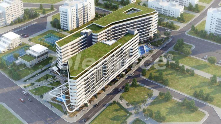Элитные апартаменты в Борнова, Измир от надежного застройщика с гарантией аренды - 16270 | Tolerance Homes