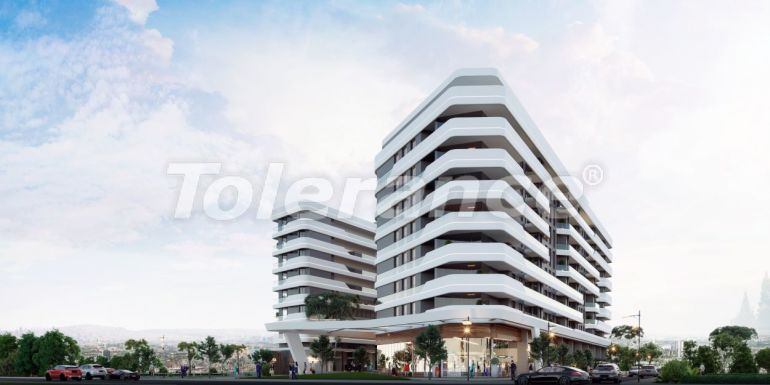 Элитные апартаменты в Борнова, Измир от надежного застройщика с гарантией аренды - 16268 | Tolerance Homes
