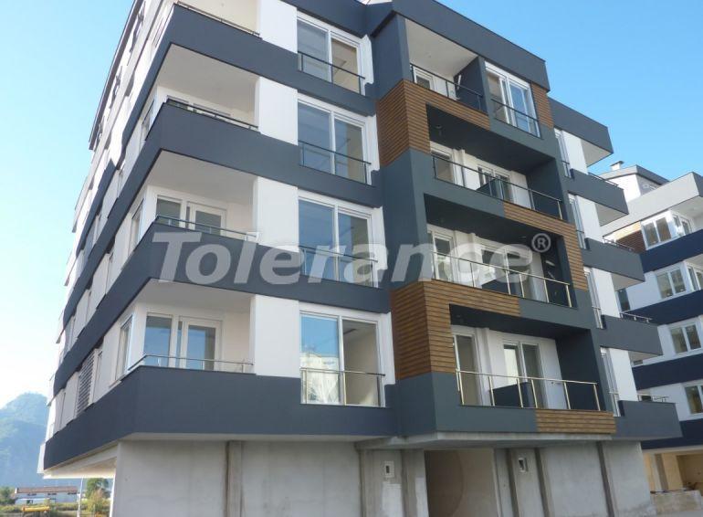 Апартаменты в Лимане, Коньяалты с бассейном от застройщика - 22381 | Tolerance Homes