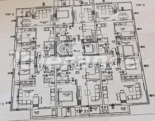 Апартаменты в Лимане, Коньяалты с бассейном от застройщика с рассрочкой до 1 года - 16336 | Tolerance Homes