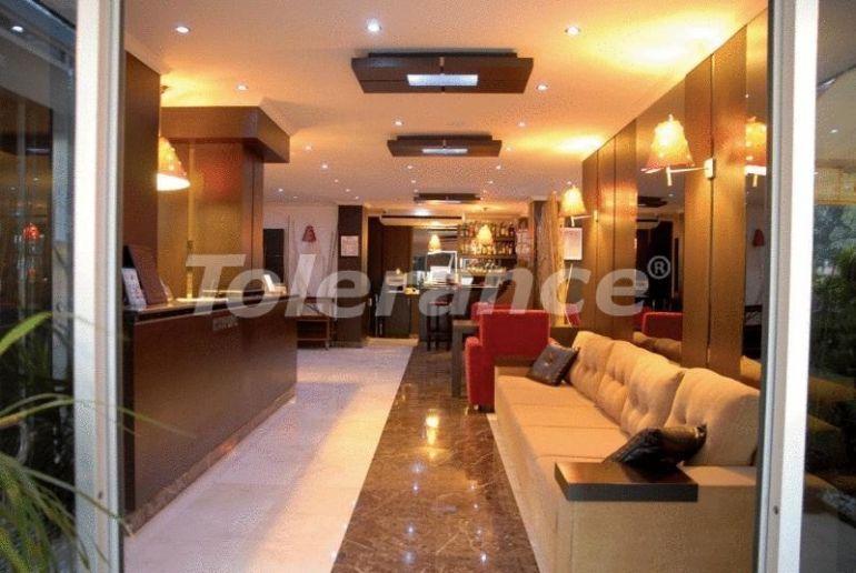 Трехзвездочный отель в Коньяалты, Анталья рядом с морем в очень престижном районе - 16359 | Tolerance Homes