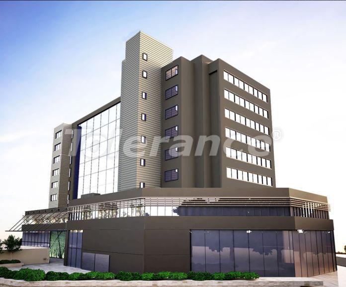 Современные офисы в центре Анталии для инвестиций от лучшего застройщика - 16365 | Tolerance Homes