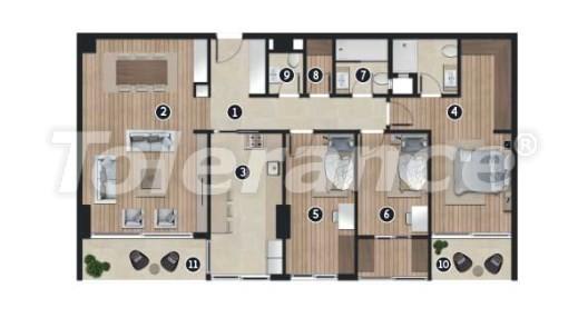 Современный комплекс  апартаментов и офисов в Борнова, Измир от надежного застройщика - 16435 | Tolerance Homes