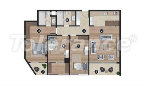 Современный комплекс  апартаментов и офисов в Борнова, Измир от надежного застройщика - 16431 | Tolerance Homes