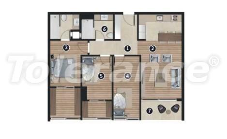 Современный комплекс  апартаментов и офисов в Борнова, Измир от надежного застройщика - 16433 | Tolerance Homes