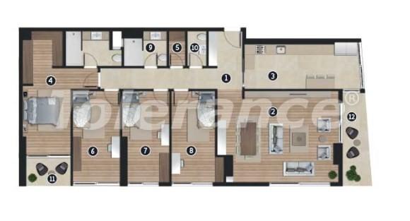 Современный комплекс  апартаментов и офисов в Борнова, Измир от надежного застройщика - 16434 | Tolerance Homes