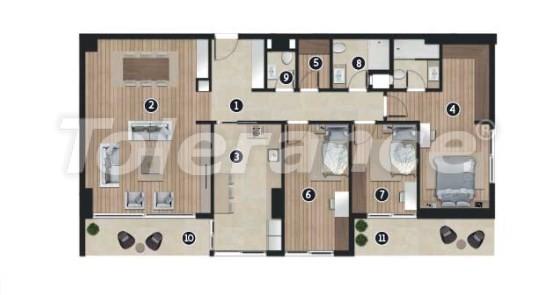Современный комплекс  апартаментов и офисов в Борнова, Измир от надежного застройщика - 16432 | Tolerance Homes
