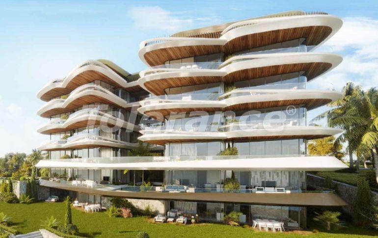 Роскошные апартаменты в Чешме, Измир на берегу моря от лучшего застройщика - 16477 | Tolerance Homes