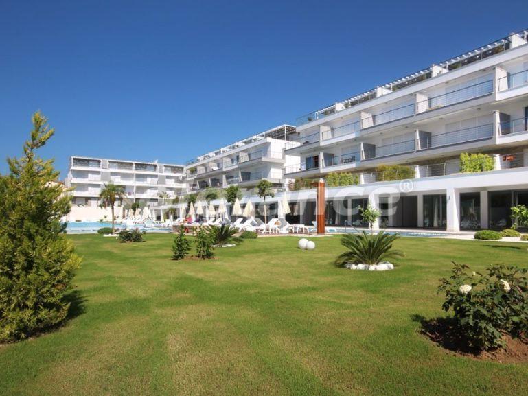 Трехкомнатная  меблированная квартира в Сиде в комплексе с бассейном - 16533   Tolerance Homes