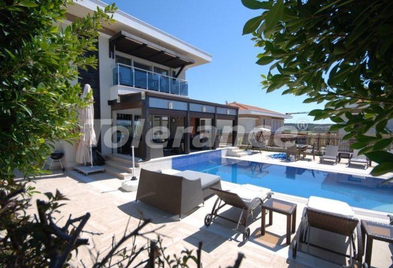 Отдельно стоящая вилла в Сиде с частным бассейном - 16556 | Tolerance Homes