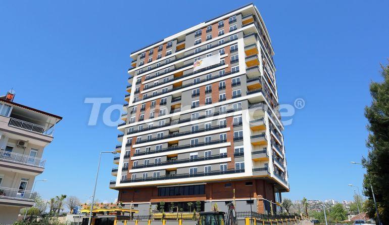 Квартиры в Кепезе, Анталия в комплексе с бассейном - 16699 | Tolerance Homes