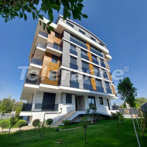 Квартиры в Хурме, Коньяалты от надежного застройщика  в комплексе с бассейном - 31266   Tolerance Homes